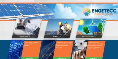 ENGETECC SOLUÇÕES EM ENERGIA SOLAR